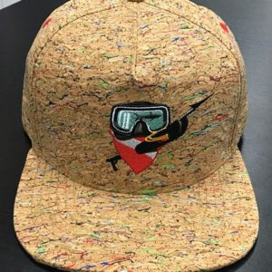 Colorful Cork Snapback