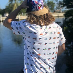 Multifish Short Sleeve